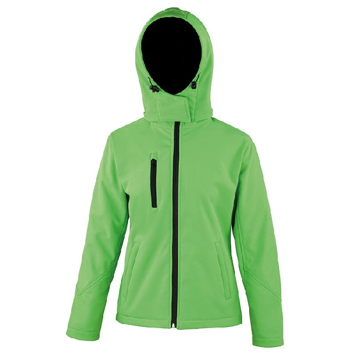 Core TX performance hooded softshell