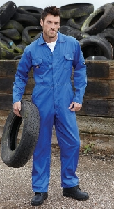 Image of our product Stud Front Coverall
