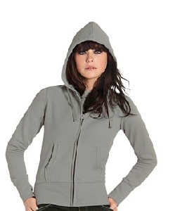 Image of our product Hooded full zip /women